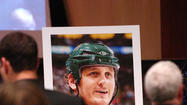 "The family of the Derek Boogaard has filed a wrongful death lawsuit against the National Hockey League, claiming the league is responsible for the brain damage the player suffered during six seasons as an ""enforcer"" and for his addiction to painkillers."