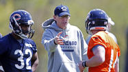 As the Bears have navigated their way through the offseason workout program, the voluntary minicamp and the rookie camp, they have started to become a team.