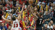The Bulls aren't ready to anoint Chris Bosh the taller, less-nasty version of Dennis Rodman just yet, but they certainly have a renewed awareness of the Heat center's ability on the glass.