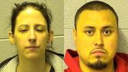 A mother and her boyfriend face aggravated battery charges in connection to the severe beating of the woman's 4-year-old son.