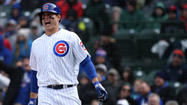 Anthony Rizzo in action