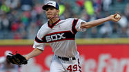 Chris Sale one-hits Angels to lead White Sox to 3-0 victory