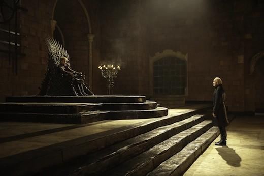'Game of Thrones' Season 3: Joffrey and Tywin Lannister