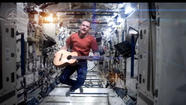 Astronaut Chris Hadfield sings David Bowie's 'Space Oddity' from space
