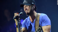 "<span style=""font-size: small;"">Luke Bryan is headed to CBS' The Late Show with David Letterman to perform his new single, ""Crash My Party."" Those who have not heard the song yet – might be surprised by the message in its lyrics. ""'Crash My Party' is my first single off my new album, and I'm really excited about it. I think everybody thinks it's gonna be this big party song, but it's actually a love song about a guy telling a girl that, 'Hey-no matter what I'm doing, anytime, I could be at a bar, I could be at a big show, and you can text me or call me, and I'm dropping my party and we're getting together.'"" Catch Luke Monday, May 13th on The Late Show with David Letterman at 11:35PM Eastern, on CBS. He will kick off the summer leg of his Dirt Road Diaries Tour in Virginia Beach, Virginia.</span>"