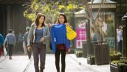 Spring's arrival late in April gave retail sales a light boost as Americans emerged from hibernation to spend on cars, gardening goods and building supplies.