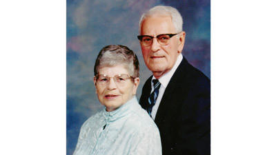 Esther and Richard Wheeley