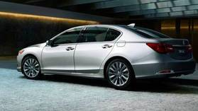 2014 Acura RLX: Luxury, but nothing more
