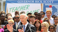 "TALLAHASSEE -- Gov. Rick Scott promised on the campaign trail that he would build ""world-class universities"" as part of his plan to jump-start the state's stagnant economy and bring new jobs to the Sunshine State."