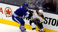 Bruins vs. Leafs, game 6