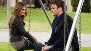 "Stana Katic and Nathan Fillion in the season finale of ""Castle"" on ABC."