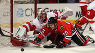 The Chicago Blackhawks will host Game 1 against the Detroit Red Wings on Wednesday at 7 p.m. CT in the second round of the Stanley Cup playoffs, but fans will have to wait for details on the rest of the series.