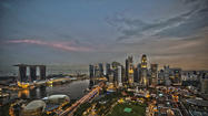 Cruise Port Spotlight: Singapore