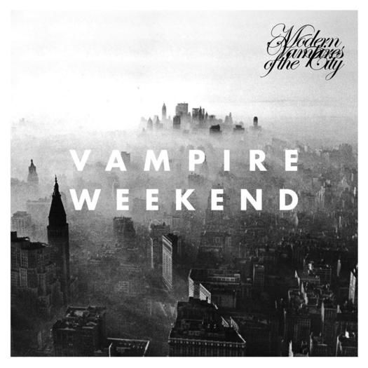Vampire Weekend, Modern 'Vampires of the City'