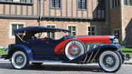 Cars of 'The Great Gatsby' era