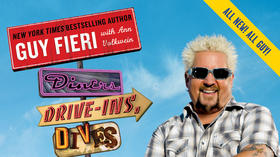 Guy Fieri's new 'Diners' book features Sip and Bite