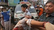 <b>Photos</b>: Bangladesh building collapse