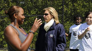 Free Tennis Day: Taylor Townsend, Anne Worcester