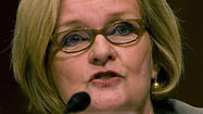 WASHINGTON, D.C. -- Missouri Senator Claire McCaskill let loose a pointedly critical release Monday on the revelation that the Internal Revenue Service targeted conservative and small-government groups applying for tax exempt status.
