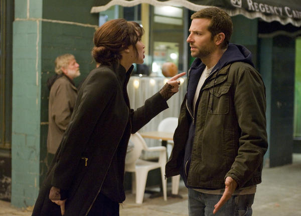"Bradley Cooper and Jennifer Lawrence star in ""Silver Linings Playbook,"" which premiered atop the latest DVD and Blu-ray sales and rental charts."