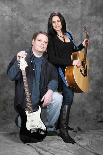 Steve Kessler and his wife, Jami Dawn.
