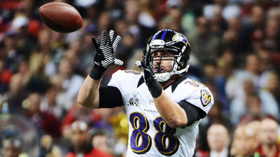 Dennis Pitta signs restricted tender, Ravens sign four undrafte…