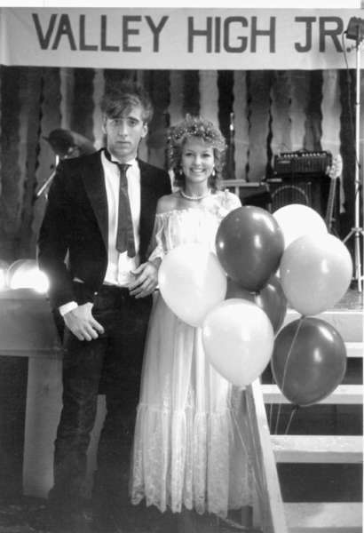 """Nicolas Cage and Deborah Foreman star in the 1983 romantic comedy """"Valley Girl,"""" which screens Thursday at Film Independent at LACMA."""