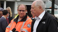 Governor Quinn Announces Approval of Federal Flood Relief for 11 Counties