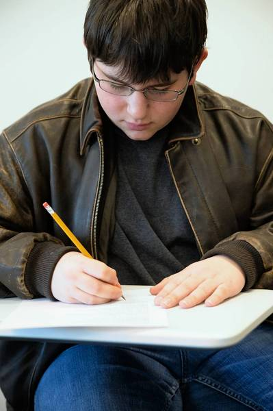 Josh Hoeflich, 16, of Glencoe, is one of three North Shore Country Day students who recently Gold Key recognition in the 2013 Scholastic Arts & Writing Awards.