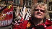 Manchester United fans prepare to pay final tribute to Ferguson