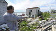 "<a href=""http://bio.tribune.com/TimWheeler"">Tim Wheeler</a>'s report on the future of Smith Island and the state's idea to buy residents out so they may relocate tells a heartbreaking story of people whose attachment to the island goes back many years, 400 years in some cases (""Smith Islanders debating a state buyout proposal,"" May 13). If the buyout is taken by just some residents, it may make life untenable on the island for those who want to stay. They have organized a letter-writing campaign to fight the buyout idea."