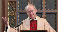 The Archbishop of Canterbury, spiritual leader of the world's 77m Anglicans, tells Lucy Kellaway about baiting bankers, trusting God over Google and travelling by bus. Over fish pie, he also reveals the difficulties of having pizza delivered to Lambeth Palace