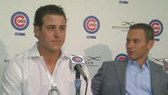 Rizzo on Cubs' deal: 'It's a surreal moment'