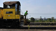 A spokesman for CSX Transportation said the railroad expects to complete plans next month for a $90 million truck and train terminal in South Baltimore to serve port container traffic.