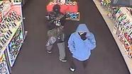 Radio Shack Robbery Suspects
