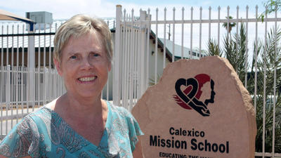 Susan Smith, Calexico Mission School