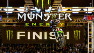 Fresh off his third consecutive supercross championship, Ryan Villopoto is the rider everyone will be chasing when the motocross season opens Saturday near Sacramento.