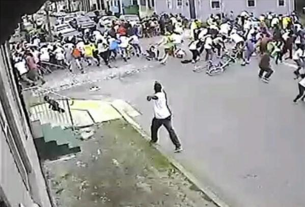 Second-line shooting