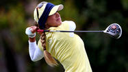 Belen Mozo, an LPGA player from Spain who attended USC, made for a memorable prom date for a high school senior in Tennessee.