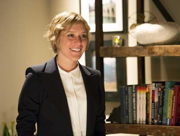 "Chloe Sevigny guest stars in the season finale of ""The Mindy Project"" on Fox."