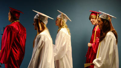 Baltimore County high school graduation schedule [Pictures]