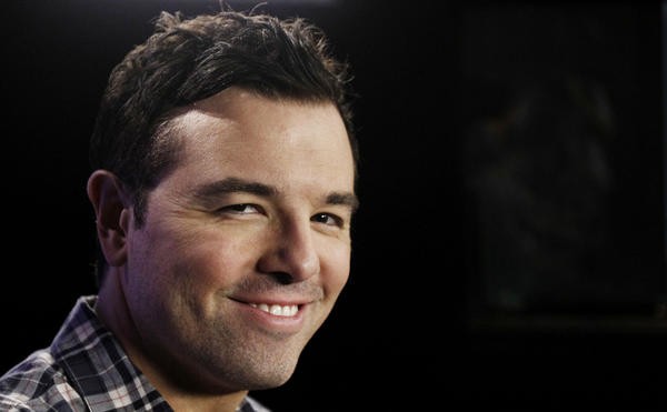 "Seth MacFarlane will produce the new ""Cosmos."""