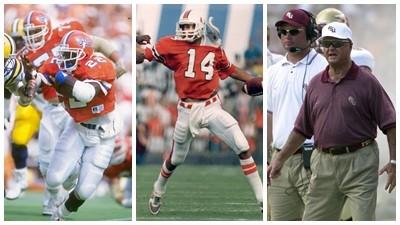 Photos: UM, UF, FSU in the College Football Hall of Fame