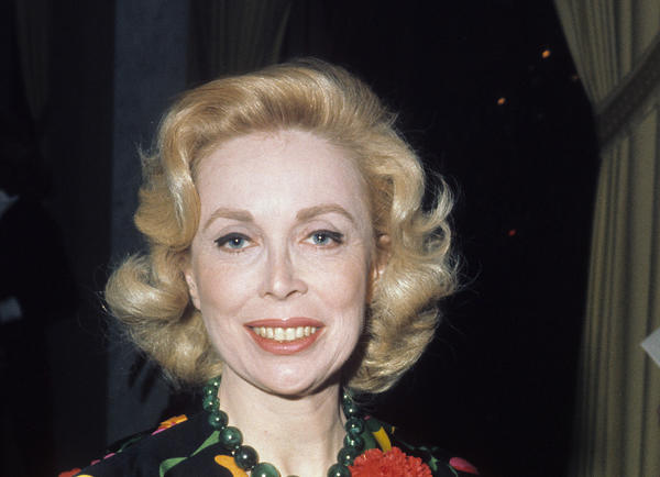 Dr. Joyce Brothers.