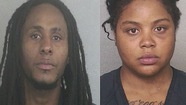 Prosecutors say that a husband-and-wife team held vulnerable young women against their will at motels and homes in Broward and Palm Beach counties, forcing them to work as prostitutes.