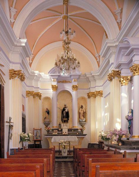 Chapel de San Antonio at Hacienda de San Antonio will mark its 100th birthday in June.