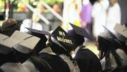 Catonsville area graduation schedule [Pictures]