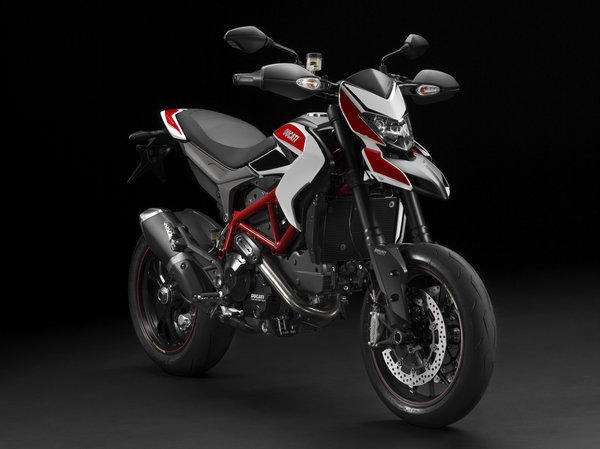 Ducati's newest Hypermotard SP is hyper-dynamic, hyper-fast and hyper-priced.