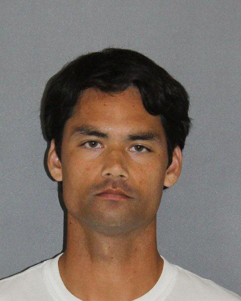 Irvine police detectives arrested Jarrid Thomas Baldogo, a 29-year-old private tennis instructor, on suspicion of lewd conduct with a 12-year-old student, according to police.