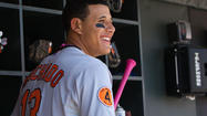 Ever since the Orioles drafted Manny Machado with the third pick overall out of a Miami high school in 2010, there were comparisons with another former Miami phenom.